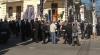 Protest la ANRE: Social-democraţii solicită instituţiei să nu accepte majorarea tarifelor la energia electrică