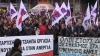 Proteste la Atena. Parlamentul elen urmează să voteze un nou set de măsuri de austeritate