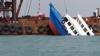 Un cargobot s-a scufundat, în urma coliziunii cu un alt vas: Doi oameni au murit