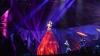 (VIDEO) Moldova, la înălţime pe scena de la Eurovision. Aliona Moon va cânta pe picioroange într-o rochie de 5 metri