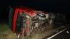 Grav accident rutier în România cu implicarea unui TIR din Moldova (FOTO/VIDEO)
