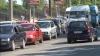Nervii şoferilor, puşi la grea încercare. Reabilitarea străzilor Capitalei dă peste cap traficul rutier VIDEO