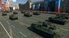 Repetiţie generală pentru parada de 9 mai. La Moscova au defilat mii de soldaţi şi sute de blindate