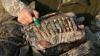 Moldovean reţinut în Ucraina. Avea asupra sa un paşaport sovietic şi 50 de cartuşe de vânătoare