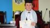 Iurie Ciocan a primit titlul de Doctor Honoris Causa al Academiei Internaţionale de Informatizare pe lângă ONU