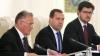 Delegaţia Moldovei, la reuniunea Consiliului şefilor de Guvern ai CSI. Ce au discutat oficialii