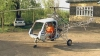 Visul cu elice. Povestea moldoveanului care a construit un elicopter cu motor de Opel (VIDEO)