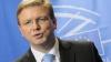 Comisarul european pentru Extindere, Stefan Fule, vine la Chişinău