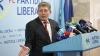 Ghimpu anunţă că şi alţi membri ai PL ar putea trece de partea lui Hadârcă, dar nu regretă: Nu voi mai avea lumânări stinse