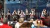 (VIDEO) Ţările europene, în centrul Capitalei. Şi-au promovat cultura prin bucătăria naţională, dansuri populare şi ore de limbi străine