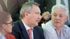 Rogozin a stat la sfat cu Voronin, în cadrul vizitei sale la Chişinău (FOTO)