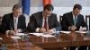 Criza politică a fost depăşită! Acordul de constituire a Coaliției pentru Guvernare Pro-Europeană A FOST SEMNAT