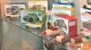 """Jucării ecologice reinventate de americani. A fost inaugurată expoziţia pentru copii şi mămici """"Kid's Expo"""""""