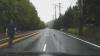 Un vitezoman urmărit de poliţie a fost salvat de un cârd de raţe VIDEO