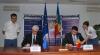 Serviciul Vamal al Republicii Moldova a semnat un acord de colaborare cu Oficiul European de Luptă Antifraudă