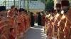 Slujbă specială la Mănăstirea Hâncu. La serviciul divin au participat circa 65 de clerici din mai multe localităţi (VIDEO)
