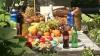 """Lux pe morminte la Soroca. Romii au întins mese copioase şi au făcut """"cioca-boca"""" (VIDEO)"""