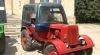 Doi bărbaţi din Sângerei şi-au construit manual tractoare, îmbinând piese de la mai multe maşini agricole VIDEO