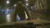 Cea mai proastă tentativă de înscenare a unui accident auto VIDEO