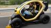 (VIDEO) Sebastian Vettel a testat o maşină electrică fabricată după tehnologia din Formula 1