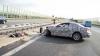 Un prototip al viitorului BMW Seria 2, distrus într-un accident în timpul testelor FOTO