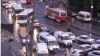 Accident în lanţ: 37 de maşini s-au ciocnit într-o intersecţie