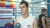 (VIDEO) El este noua speranţă a boxului moldovenesc! Dumitru Galagoţ a devenit vicecampion european la box