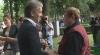 Iurie Leancă a cumpărat levănţică împotriva moliilor din Guvern (VIDEO)