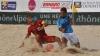 Euro Beach Soccer League: Moldova a pierdut meciul cu Anglia