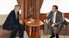 """Igor Corman la sfat cu ambasadorul Matthias Meyer. """"Semnarea Acordului de asociere și liberalizarea regimului de vize poate avea loc în termene optime"""""""