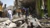 Trei atentate au fost comise simultan într-un oraş şiit din Irak: 12 persoane au murit