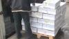 Şapte tone de carne de pui fără acte de provenienţă, ascunse într-un camion care transporta cartofi
