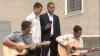 Bucurie pentru adolescenţii de la Penitenciarul din Goian. Şi-au revăzut azi rudele şi au avut parte de un prânz festiv (VIDEO)