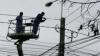 Cinci localităţi din ţară, fără curent electric din cauza ploilor