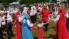 Festivalul naţional al tradiţiilor la Domulgeni, de Rusalii: Localnicii s-au pregătit ca la carte, cu bucate delicioase