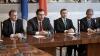 Acordul de constituire a noii alianţe de guvernare va fi făcut public în câteva ore