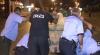 (VIDEO) Oamenii legii dintr-un oraş din România au ajuns cu căruţa la sediul Poliţiei. Ce i-a făcut să lase maşina de serviciu