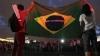 Confruntări între manifestanţii şi poliţiştii din Brazilia: Peste 80 de persoane au fost arestate