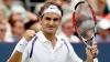 Roger Federer s-a calificat în turul doi la Wimbledon