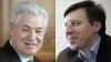Voronin şi Chirtoacă, politicienii care se bucură cel mai mult de simpatia moldovenilor