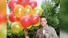 Robbie Williams a lansat, la Londra, baloane cu bilete la un concert de-al său