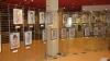 Pasiunea îi aduce profit. Un moldovean a transformat chipurile unor celebrităţi în caricaturi şi le-a expus la Strasbourg