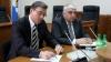 Igor Corman, în vizită la Curtea de Conturi. AFLĂ de ce sunt nemulţumiţi lucrătorii instituţiei