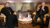 Nicolae Timofti s-a întâlnit cu Mitropolitul Vladimir, la Condriţa. Află despre ce au discutat (FOTO)