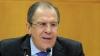 Lavrov: Rusia vrea încredere la Nistru şi susţine integritatea teritorială a Republicii Moldova