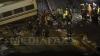 Şapte zile de doliu au fost decretate în Galicia, după accidentul feroviar în care au murit 79 de oameni