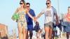 (FOTO) Fotbalistul Wesley Sneijder, în vacanţă pe plajele din Ibiza alături de soţia sa sexy