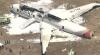 Un avion cu 291 de pasageri s-a prăbuşit pe aeroportul din San Francisco, în timp ce ateriza IMAGINI