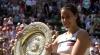 Marion Bartoli a câştigat cel de-al treilea turneu de Mare Şlem al anului