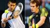 Turneul de la Wimbledon: Djokovic şi Murray au ajuns în sferturile de finală